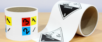 GHS Compliant Labels | www.stickersinternational.co.uk